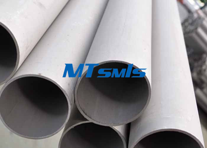 TP316L / 304L Stainless Steel Seamless Pipe Plain End ASTM A312 For Big Size